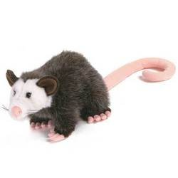 Plush Opossum 10&quot;