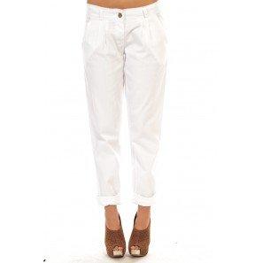 pantalon chino atomika blanc vetement femme couleur. Black Bedroom Furniture Sets. Home Design Ideas