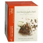 Two Leaves and a Bud Mountain High Chai, Tea Bags, 15-Count Box by Two Leaves and a Bud