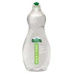 (3 Pack Value Bundle) CPC46106 Pure & Clear Dish Liquid, Light Scent, 25 oz Bottle