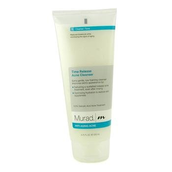 Time Release Acne Cleanser 200ml/6.75oz