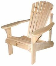 Adirondack Chair - Bear Chair Muskoka Chair Kit