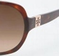 Tory Burch Tory Burch TY7033 Sunglasses (843/13) Tortoise 58mm