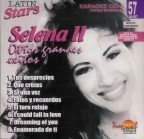echange, troc Karaoke - Latin Stars Karaoke: Selena