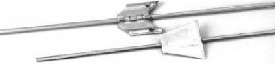 Dare Prod. 1552-48 Adjustable Electric Fence Steel Post