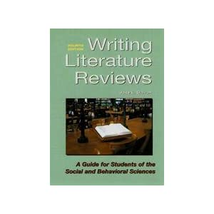 Literature review cooper h
