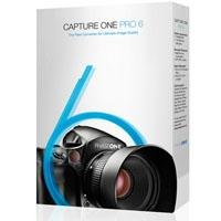 Phase One Capture-One Pro 6.0 DSLR Raw Workflow Image Editing Software for Macintosh & Windows.