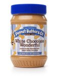 Peanut Butter & Co. Peanut Butter, White Chocolate Wonderful, 16-Ounce Jars (Pack of 6)