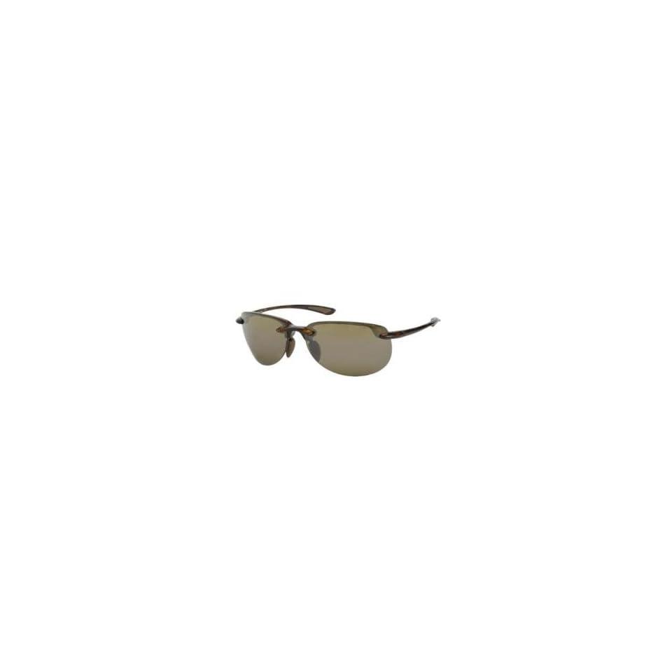 Maui Jim Hapuna Sunglasses   Polarized Hcl Bronze/Tortoise, One Size