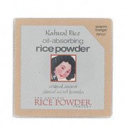 Palladio Oil-absorbing Rice Powder - Warm Beige, 0.6 Oz