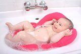 pomfitis-b1234-sinky-gepolsterte-baby-badewannensitz-grun