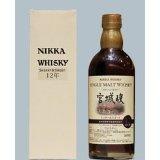 NIKKA ニッカ シングルモルト 宮城峡12年 シェリー&スイート500ml アルコール55% 限定品