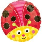 """18"""" Cute Lil Ladybug Balloon Birthday Party Baby Shower Supplies"""