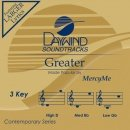 Greater [Accompaniment/Performance Track] (Daywind Soundtracks)