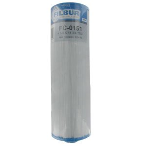 Filbur FC-0151 Antimicrobial Replacement Filter Cartridge for Select Pool and Spa Filter (Dynasty Hot Tub Parts compare prices)