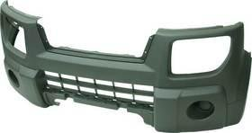 Front Bumper Cover For 2003-2005 Honda Element Textured