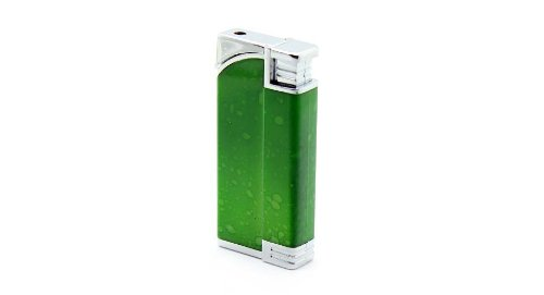 Shock-You-Friend Electric Shock Lighter (Practical Joke)-Green - (Premium Quality)