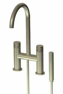Jaclo 8004-SC Pin Wall-Mount Satin Chrome Standard Plumbing Supply