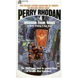 Invasion From Space (Perry Rhodan #4) ~ Walter Ernsting