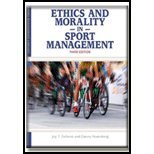 img - for Ethics and Morality in Sport Management by DeSensi, Joy Theresa, Rosenberg, Danny [Fitness Information Technology,2010] [Paperback] 3RD EDITION book / textbook / text book