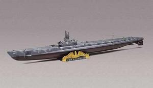 Revell 1:180 Uss Lionfish Submarine