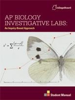 AP Biology Investigative Labs: An Inquiry-Based Approach Student Manual (College Board Ap English compare prices)