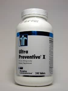 Douglas Labs Ultra Preventive X Tablets #240