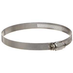 Stainless Steel Hose Clamp- Socket Nut Driver Screwdriver - 5/16 to 7/8, 10/pk
