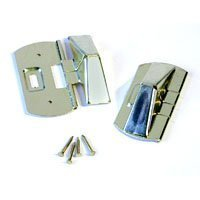 Mag #8760 Double Hung Wood Window Lock front-486359