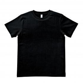 MAXIMUM(マキシマム)5.3オンスユーロTシャツ 110cm ブラック MS1141