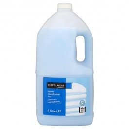 Chefs Larder Fabric Conditioner Blue 5L