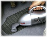 Euroflex Cordless Monster Vacuum 076 w/Washable Filter