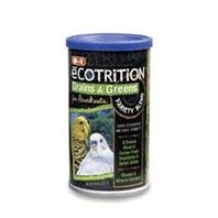 Cheap 6 PACK ECOTRITION GRAINS AND GREENS VARIETY BLEND, Color: PARAKEET; Size: 8 OUNCE (Catalog Category: Bird:TREATS) (B0071CZQM2)