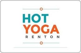 Hot Yoga Renton Gift Card ($50)