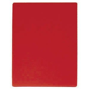 Red Color Cutting Board Non-Skid Surface 18