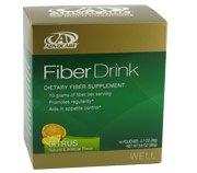 AdvoCare fibre boissons (agrumes) 14-poches