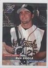 Dan Uggla (Baseball Card) 2002 Lancaster Jet Hawks Grandstand #25 by Lancaster Jet Hawks Grandstand