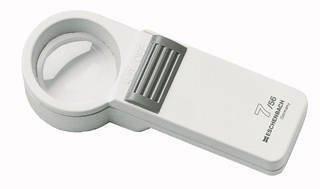 7X Eschenbach Illuminated Hand Magnifier