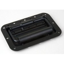 Recessed Handle (Black) 4In X 6In.-By Tch