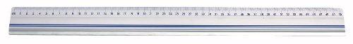 wedo-525450-schneidelineal-aus-aluminium-mit-stahlkante-und-rutschsicherer-gummieinlage-50-cm
