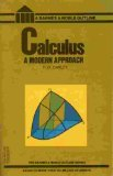 Calculus: A Modern Approach (College Outline)