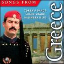 echange, troc Various Artists - Songs From Greece