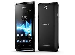 Sony Xperia E (C1604) Black DUAL SIM Smartphone - HSDPA 850 / 1900 / 2100