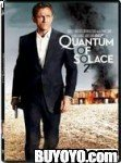 007: QUANTUM OF SOLACE (Blue-Ray)