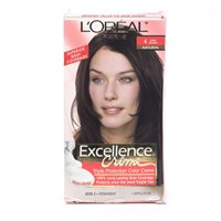 L'Oreal Paris Excellence To-Go 10-Minute Crème Colorant, Dark Brown
