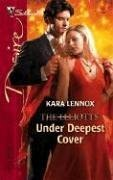 Image for Under Deepest Cover: The Elliotts (Silhouette Desire No. 1735)