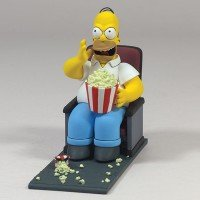 Picture of McFarlane The Simpsons Movie Homer Action Figure (B0034E18GY) (McFarlane Action Figures)
