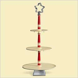 MERRY BAKERS - DISPLAY STAND 2006 Hallmark Ornament QP1773