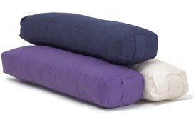 YogaAccessories (TM) Pranayama Cotton Yoga Bolster by YogaAccessories (TM)