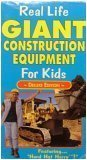 Real Life GIANT Construction Equipment for Kids